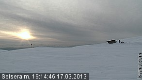 Webcam in Südtirol, Seiser Alm